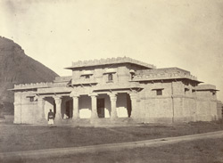 Tonk State Boarding House [Mayo College, Ajmer], built under supervision of Col. J.M. Williams.